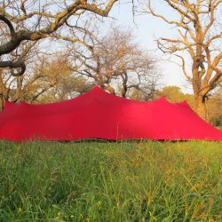 Stretch tent Red small
